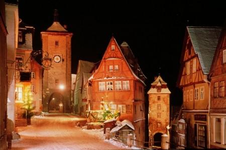 Rothenburg on the Romantic Road