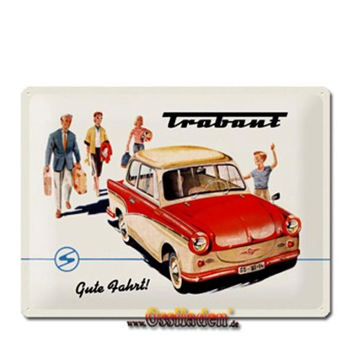 Trabant advert Ossi Laden