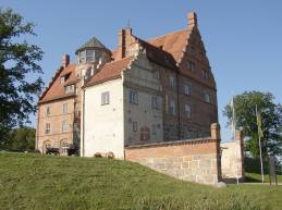 Hotel Schloss in Schwinkendorf-Ulrichshusen