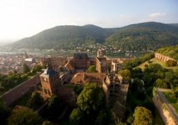 View from Heidelberg Castle