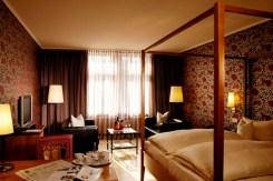 Hotels in Germany: Art Nouveau Hotel Bellevue