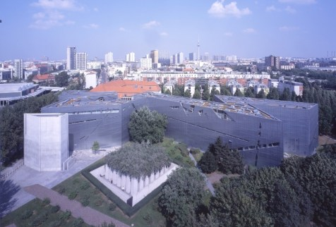 Museums and architecture in Germany: Jewish Museum Berlin