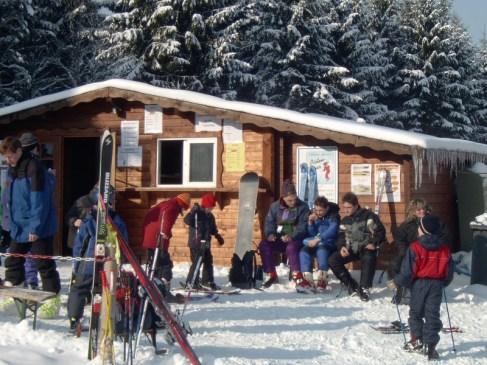 Ski hut in Sauerland