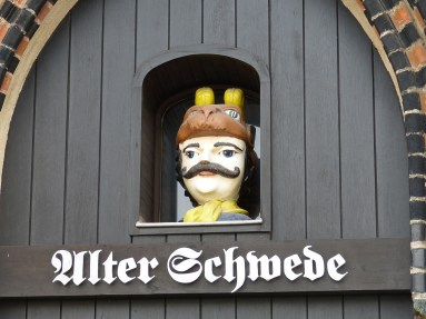 The Alter Schwede (Old Swede) is now a restaurant