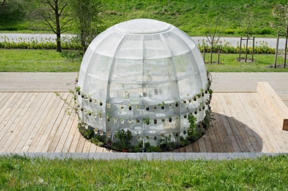 """""""Inside the Flower"""" - Janet Laurence, LAVA, Cityplot - IGA"""