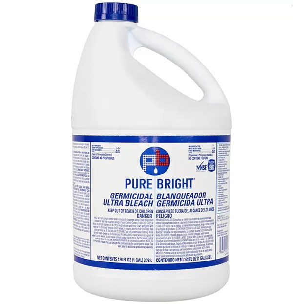 Pure Bright Ultra Germicidal Bleach Disinfectant