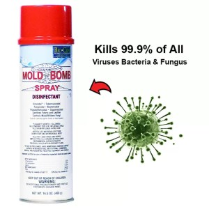 mold bomb fogger spray