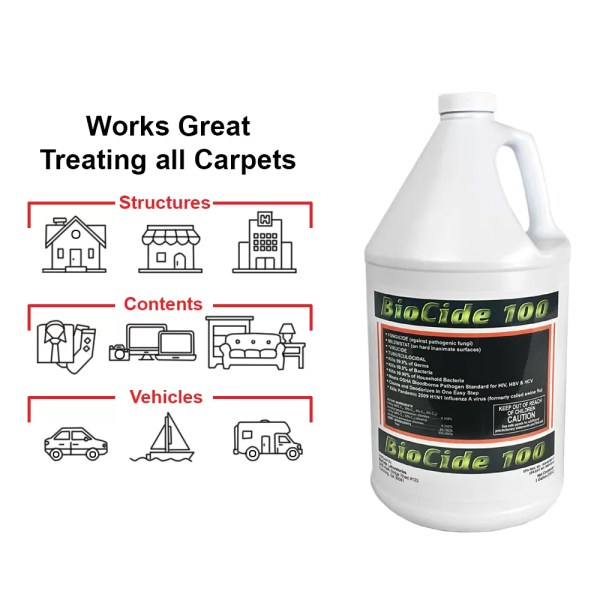 biocide 100 disinfectant covid-19
