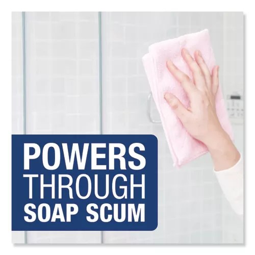 Microban Bathroom Cleaner 24 hours soap scum