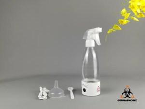 sodium hypochlorite generating bottle