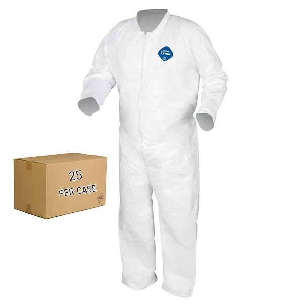 DuPont Tyvek TY120S Coveralls