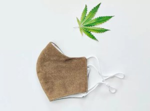 Anti-fungal and Anti-bacterial hemp mask