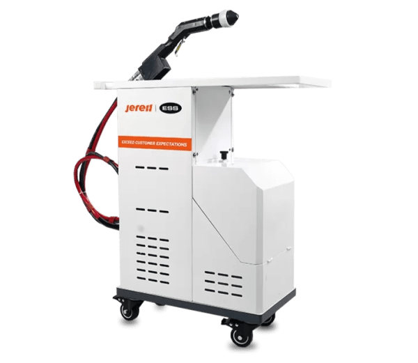 Mobile Electrostatic Sprayer Disinfection Station JES-DS30 by Jereh Disinfect 143,160-215,278 sq ft on a full tank. Calculated as per the normal walking speed, an area of 143,160-215,278 sq ft can be disinfected on a full tank.