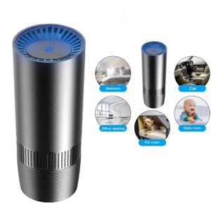 PürAir Portable Air Purifier Air purifier and odor removal: The PürAir Portable Air Purifier produces 10 million negative ions / cm³, which cleans the air from pollutants such as smoke, dust, odors, PM2.5, pollen, formaldehyde, benzene and smoke. The PürAir air purifier is particularly suitable for allergy sufferers.