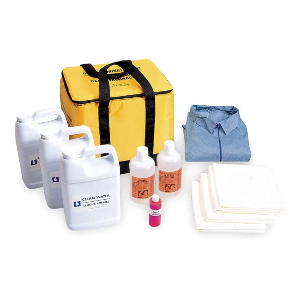 CHEMSORB KT1540EA Portable Decontamination Kit