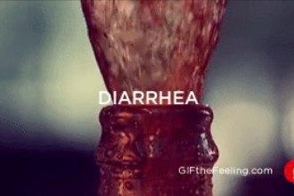 Diarrea - Cola