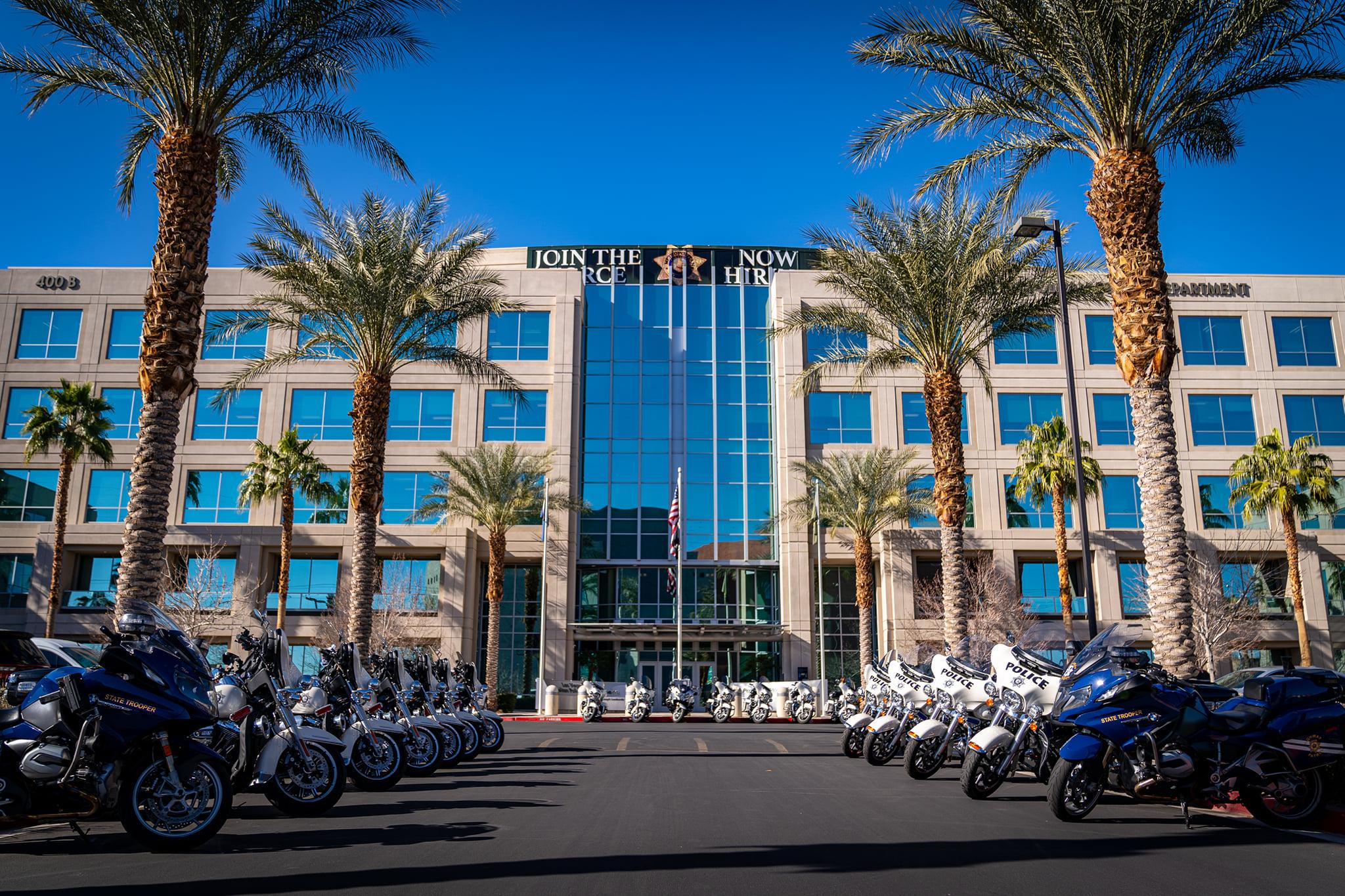 Las Vegas Metro Police Department Headquarters