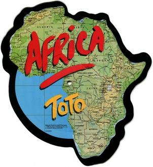the Lyrics of Toto's - Africa