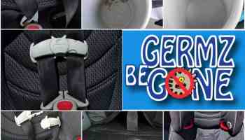 This Is What The Average Graco Car Seat Looks Like Before We Detail It