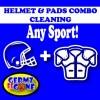 helmet pad cleaning germz be gone