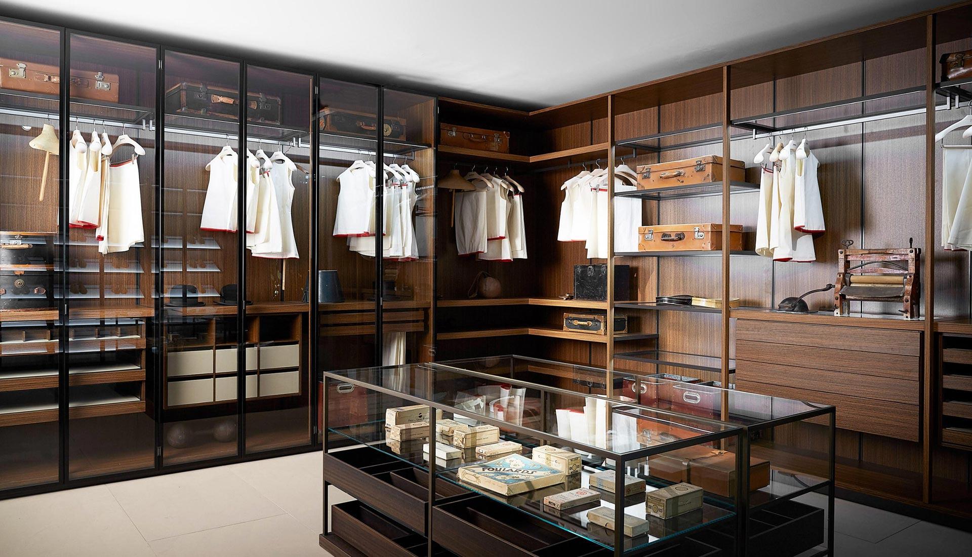 Armadio Dressing Room Porro