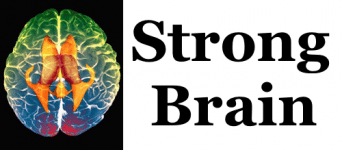 strong brain blog blogger