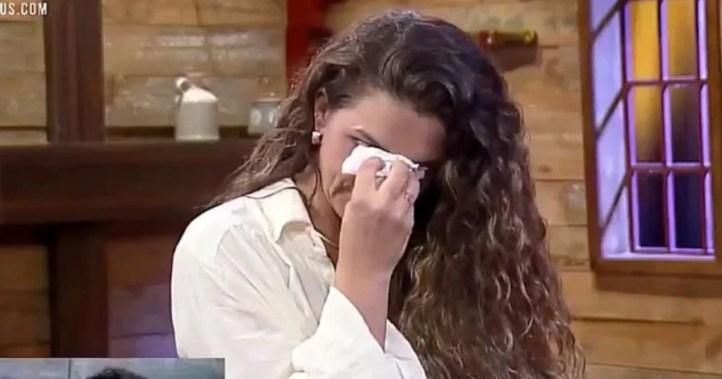 Luiza Ambiel lamentou nas redes sociais a morte do pai (Foto: Reprodução)