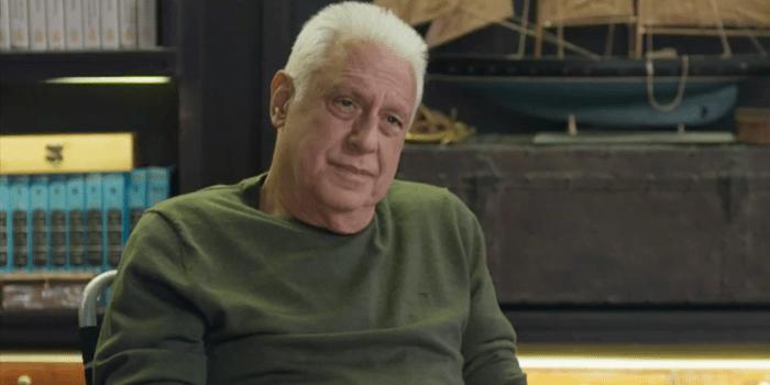 Antonio Fagundes em cena de Bom Sucesso, sua última novela na Globo; ator acabou dispensado (Foto: Reprodução/TV Globo)