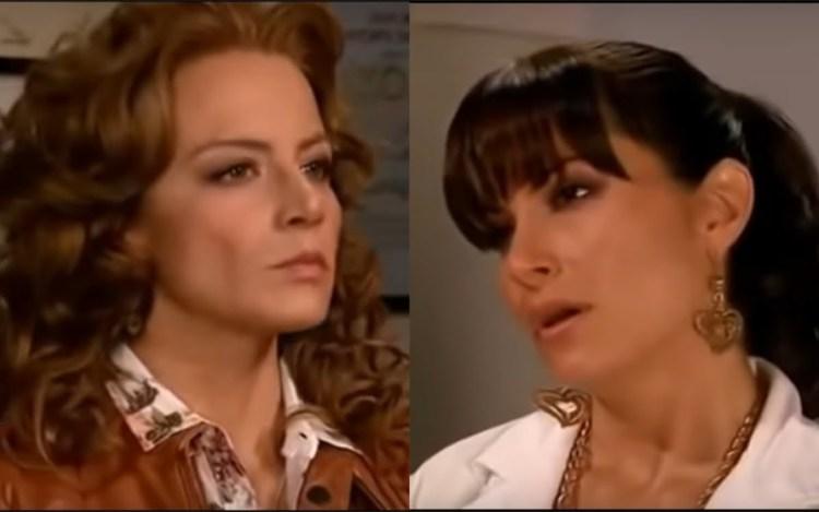 Renata e Marina em Quando Me Apaixono (Foto: Divulgação)