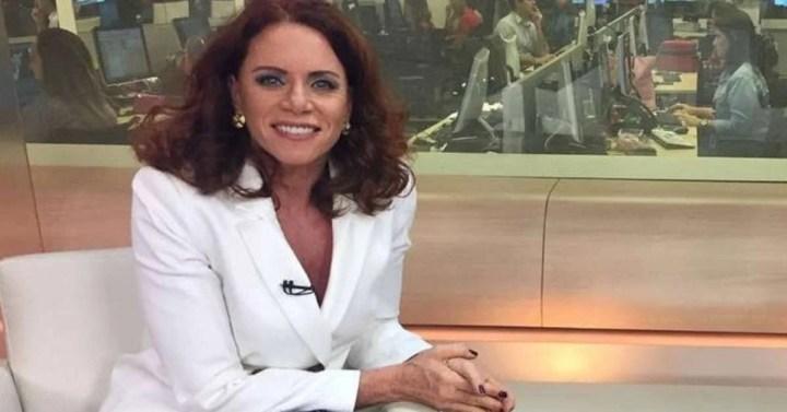 Leilane Neubarth Globo