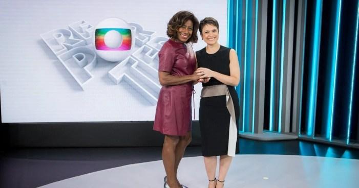 Glória Maria e Sandra Annenberg, titulares do Globo Repórter (Foto: Reprodução)