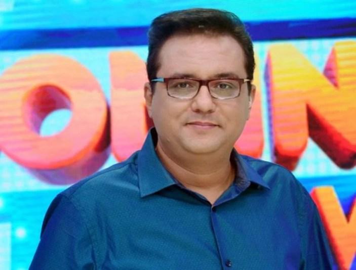 Fora da programação da Record TV desde março, Geraldo Luís ganha nova atração (Foto: Reprodução)