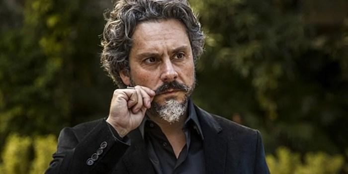Alexandre Nero (José Alfredo) em Império, novela que pode ganhar reprise no lugar de Amor de Mãe (Foto: Globo/Paulo Belote)