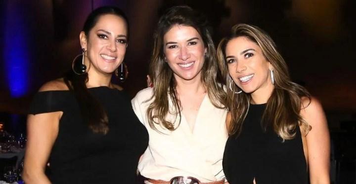 Irmãs Abravanel: filhas de Silvio Santos são apresentadoras. (Foto: Reprodução)