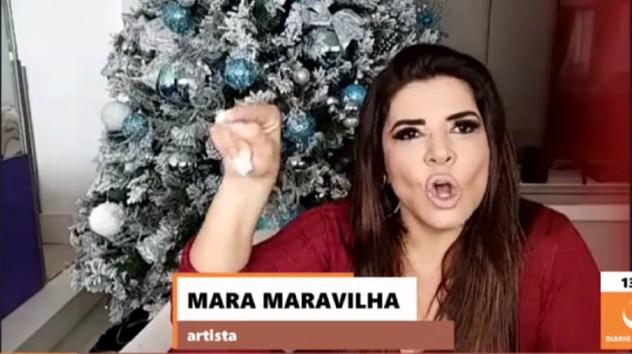 Mara (Foto: Reprodução)