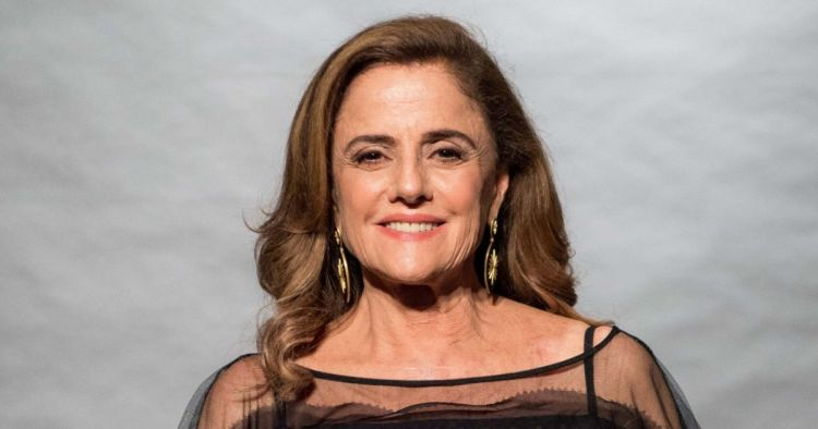 A atriz Marieta Severo segue internada na UTI (Foto: Divulgação)