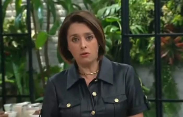Cátia Fonseca revela vontade em conhecer Ana Maria Braga (Foto: Reprodução)