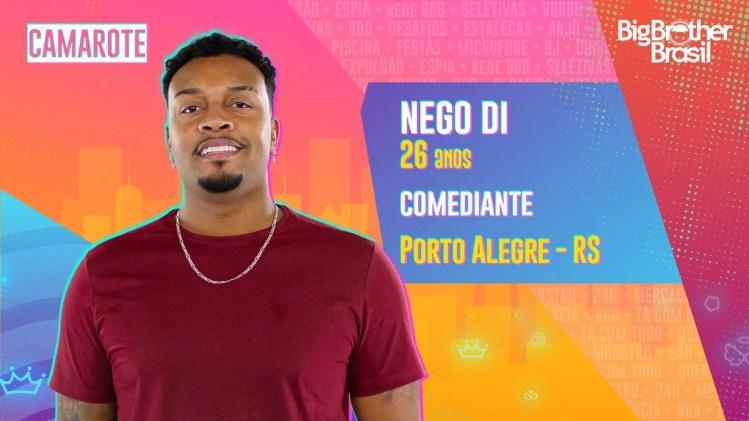 Jornalista Nego Di
