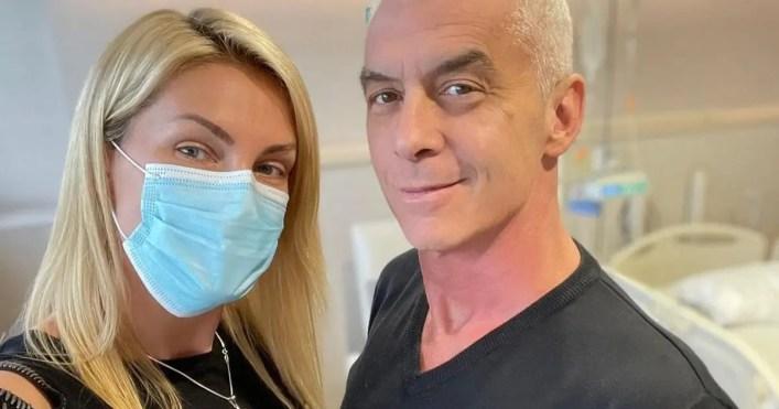 Alexandre Correa anuncia que está curado do câncer (Foto: Reprodução)