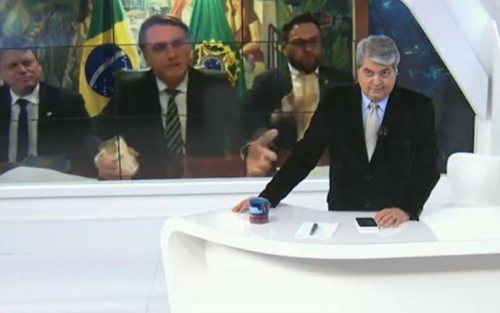 Bolsonaro Datena