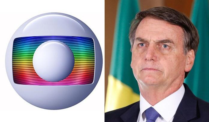 Globo alfinetou Bolsonaro (Foto: Reprodução)