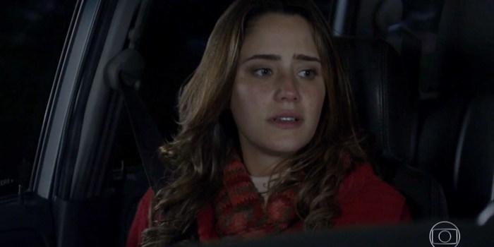 Ana (Fernanda Vasconcellos) em cena de A Vida da Gente, que teve audiência recorde (Foto: Reprodução/TV Globo)