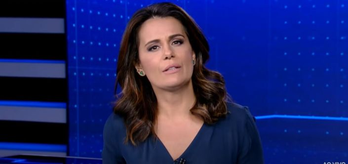 Adriana Araújo deixa a Record (Foto: Reprodução)