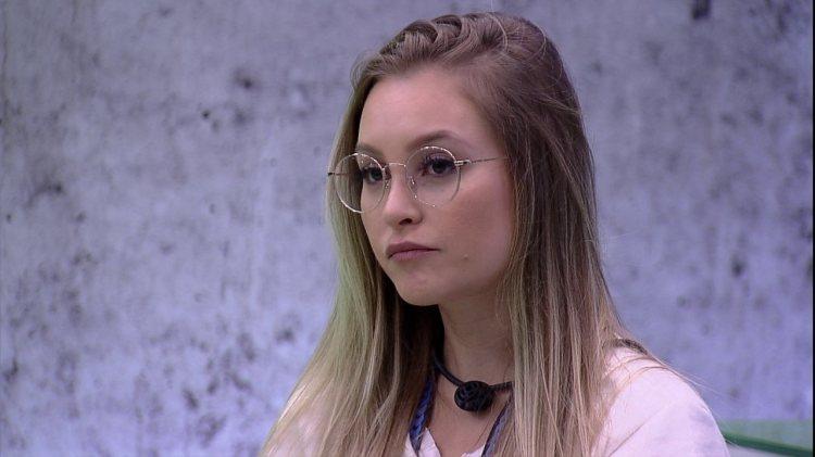 BBB21: Carla Diaz, participante do reality global (Foto: Reprodução)