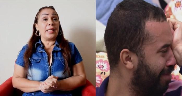 Mãe de Gil do BBB21 se pronuncia novamente (Foto: Reprodução)