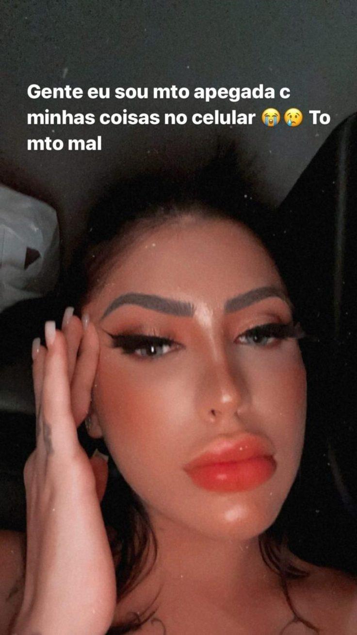 Mc Mirella Assaltada