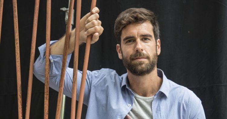 Marcos Pitombo, ator da Globo, envolvido em boato com Erasmo Viana (Foto: Reprodução)