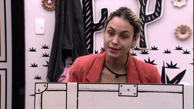 BBB21: Sarah é acusada de querer prejudicar Juliette (Foto: Reprodução)