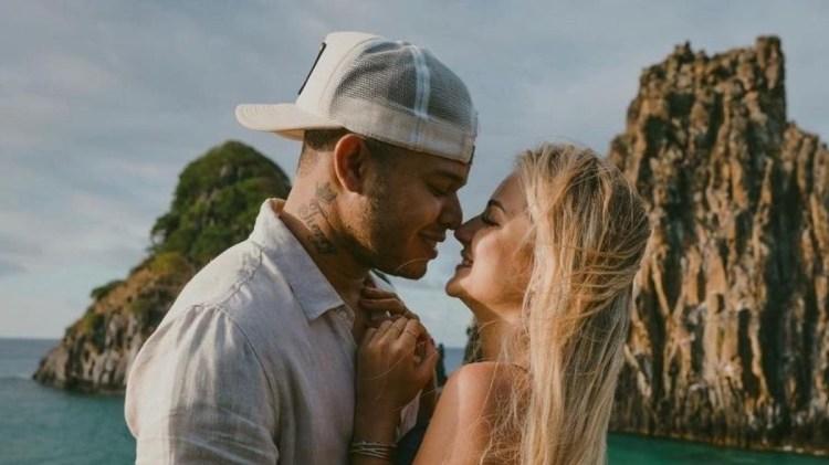 Tierry e Gabi Martins falam sobre vida privada (Foto: Reprodução)