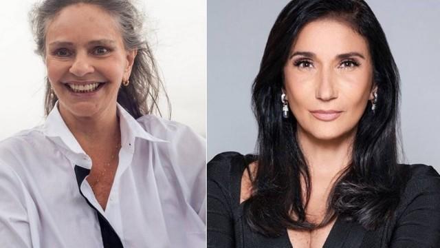 Angela Ro Ro e Zizi Possi tiveram uma relação conturbada (Foto: Reprodução)
